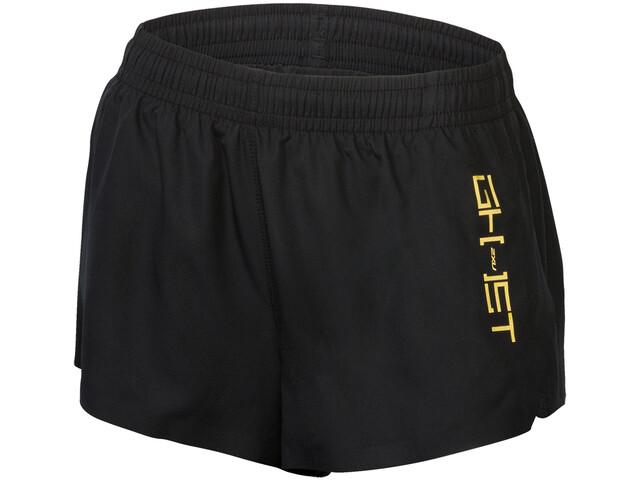 "2XU GHST 3"" Shorts Women, black/gold"